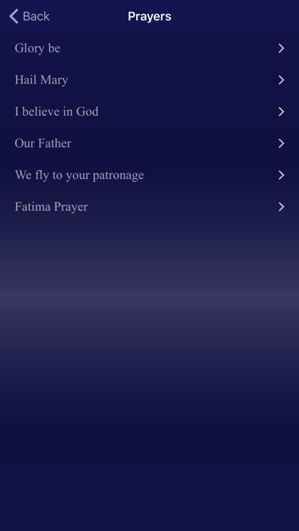 RosaryMate - Pray the Holy Rosary with audio guide screenshot-4