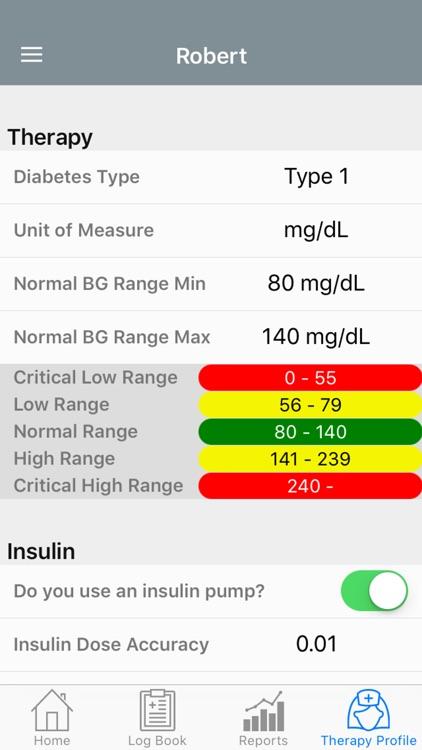 Mission Diabetes screenshot-4