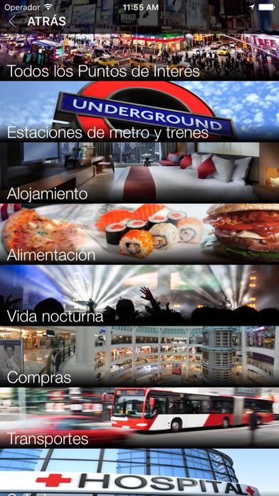 Santiago de Queretaro mapa offline y guía deCaptura de pantalla de2