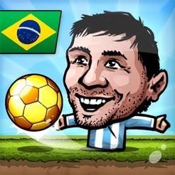 Puppet Soccer 2014 - футбол - Чемпионат мира марионеток