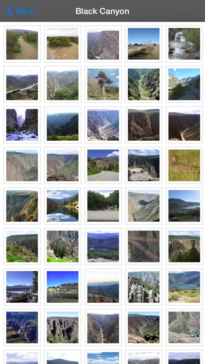 Black Canyon of the Gunnison National Park screenshot-4