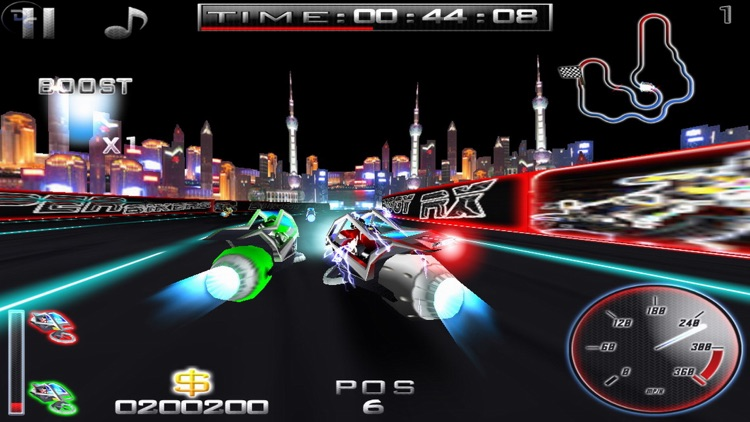 Bike to the Future screenshot-4