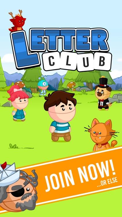 Letter Club screenshot-3