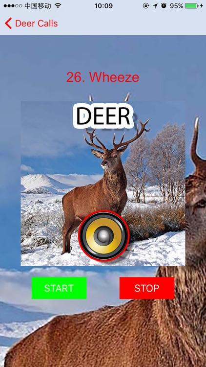 Real Deer Hunting Calls & Sounds screenshot-3