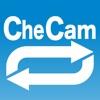 スイングチェック用ビデオカメラ CheCam スローモーションに対応!