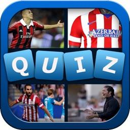 Football Team Quiz – Soccer Game