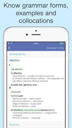 Lingvo Dictionary Offline Screenshot