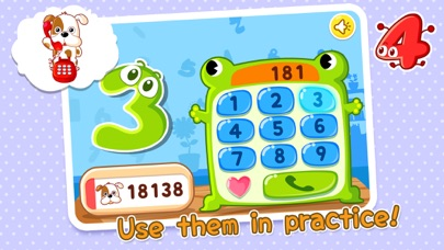 Number Whizz—BabyBus 4