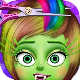 Monster Hair Salon - Hair Cutting