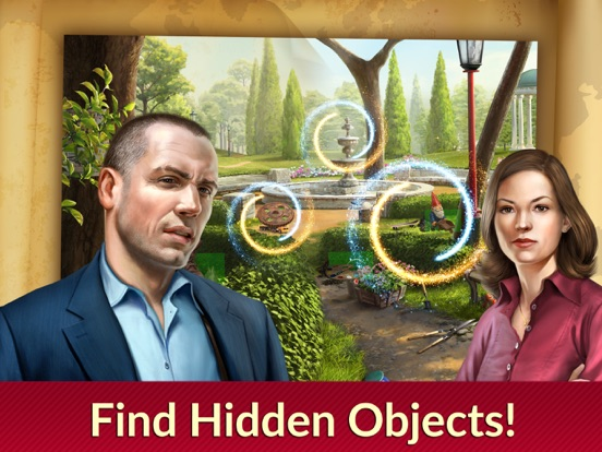 Hidden Artifacts: Free Object Finding Game screenshot