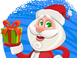 SANTAJI - Christmas Holiday Stickers for iMessage