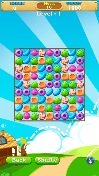 Sweet Candy Mania Deluxe - Amazing Candy Match 3 P
