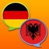 German Albanian dictionary