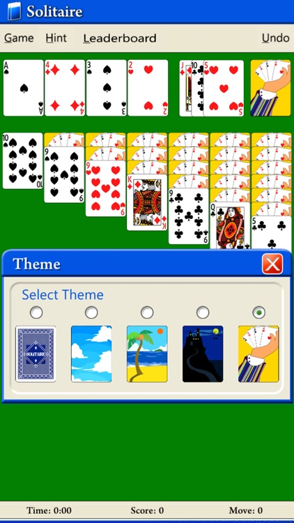 Solitaire+™ FREE screenshot-2