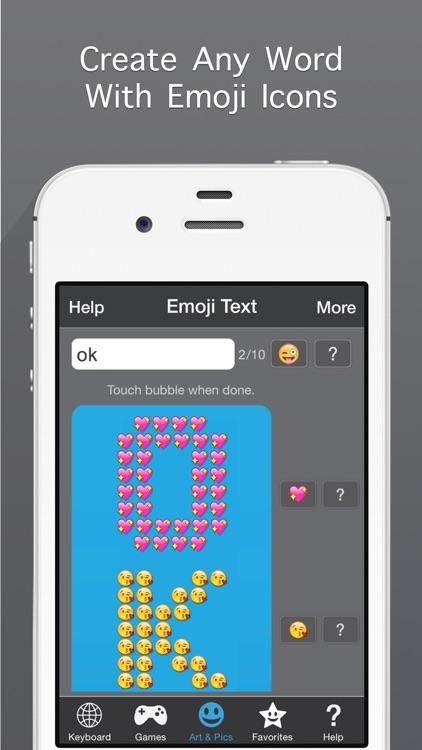 Emojis for iPhone screenshot-4