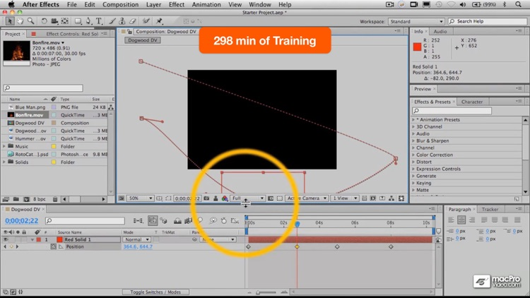 Course For After Effects 101 screenshot-4