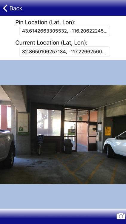 Find My Car (GPS, Map, Memory) screenshot-3