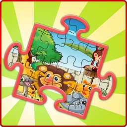 Cartoon Jigsaw Puzzle for Kids