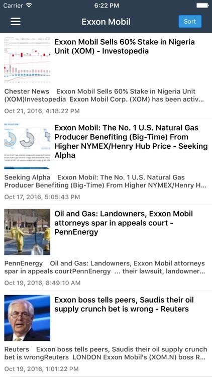 Oil News & Natural Gas Updates Today Pro screenshot-4