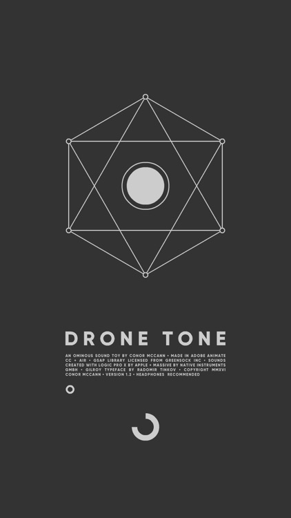Drone Tone - Ominous Sound Toy screenshot-3