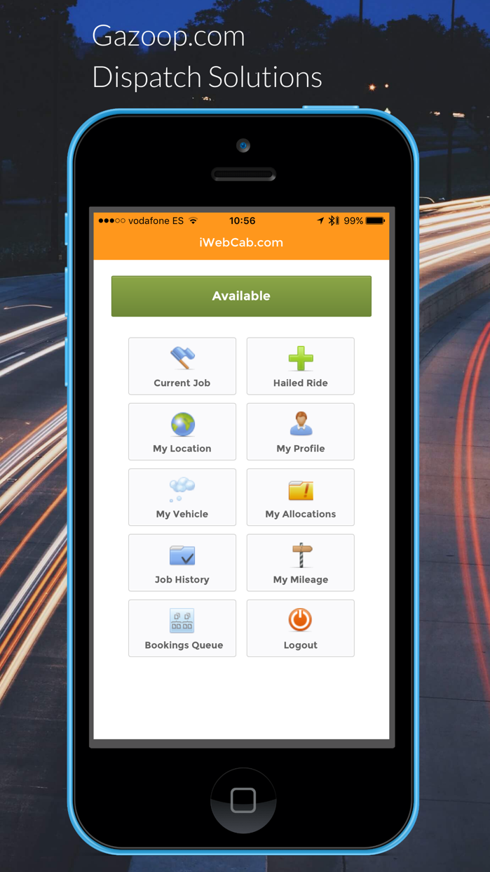 Gazoop Screenshot