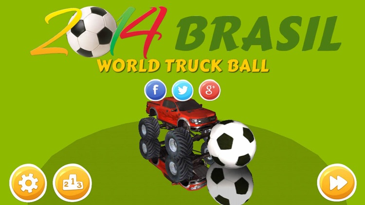 World Truck Ball screenshot-3
