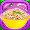 Chinese Rice Cooking Restaurant- Food Court Games