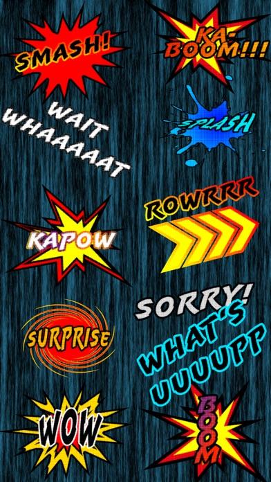 Comic Messages-0
