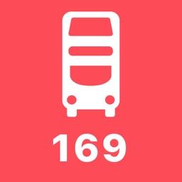My London TFL Bus Times - 169
