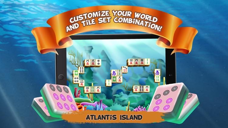 Mahjong Worlds Premium screenshot-4