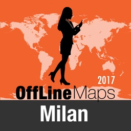 Milan Offline Map and Travel Trip Guide