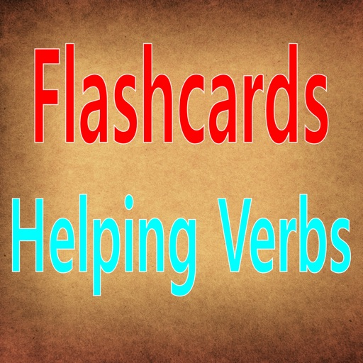 Flashcards - Helping Verbs / Auxiliary Verbs  (Modal, Primary, Tenses, Modify)