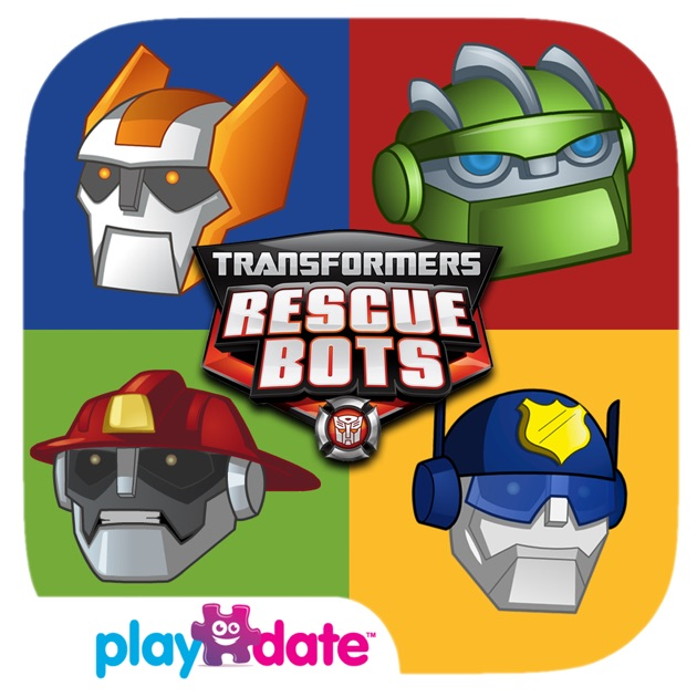 Transformers Rescue Bots Save Griffin Rock On The App Store
