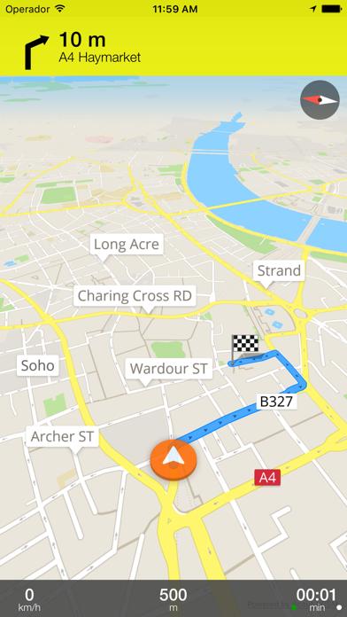 Sochi mapa offline y guía de viajeCaptura de pantalla de5