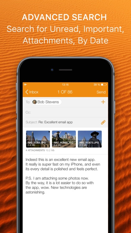 Email App for Hotmail, Outlook and Live Mail by Craigpark