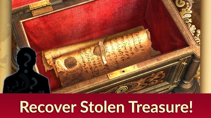 Hidden Artifacts Screenshot