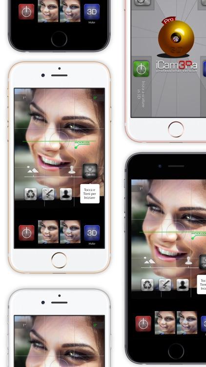 iCam3Ra Lite - 3D Camera Photo Video Maker