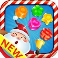 Codes for Sweet Santa Crafty - Christmas candy gems puzzle Hack