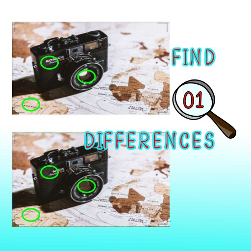 Find the Difference Photo Hunt Free
