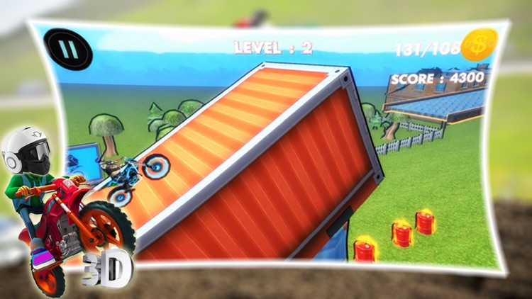 Motocross racing games screenshot-3