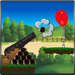 Cannon Balloon Burst