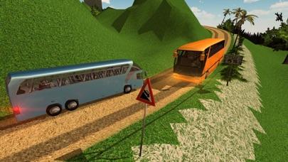 オフロード 観光 バス 運転 トランスポート シミュレータのおすすめ画像3