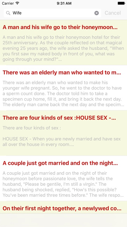 Adult Story Offline - 205 Free Adults Jokes 18+