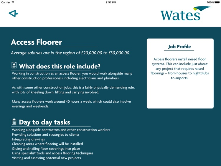 Wates Education screenshot-4