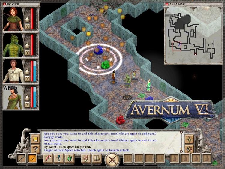 Avernum 6 HD screenshot-3