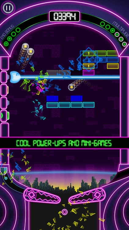 Pinball Breaker Forever screenshot-1