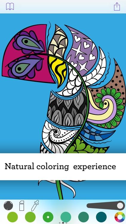 Contour Color - Coloring App