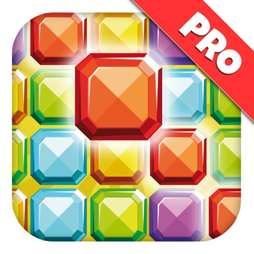 A Gem Mine: Jewel Match Line Puzzle - Pro Edition icon