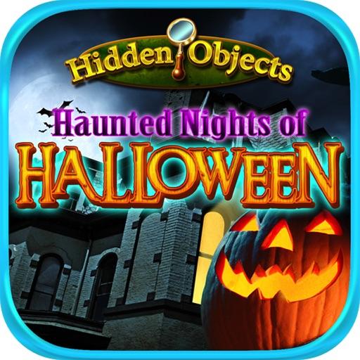 Hidden Objects: Haunted Halloween Nights of Terror