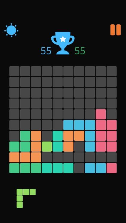 1010 Block Master : King Of Puzzle screenshot-3